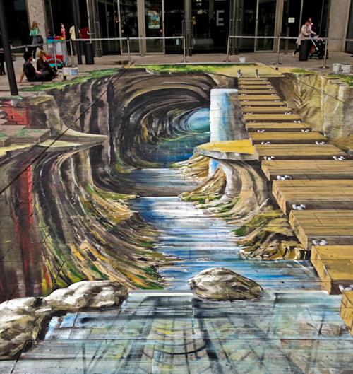 3D TUNNEL BERLIN