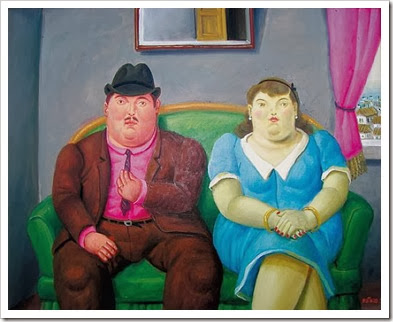 man-and-woman-botero-1998
