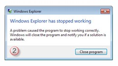 (2) WIndows_Explorer_has_stopped_working__After_clicking_Cancel_button_in_step_1