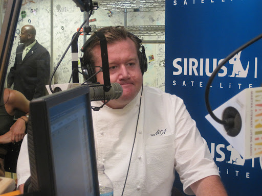Chef Michael White joined in to talk about Italian food, seafood, and throwing a fiesta.