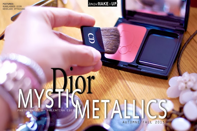 dior mystic metallics, makeup, italian fashion bloggers, fashion bloggers, zagufashion, valentina coco, i migliori fashion blogger italiani