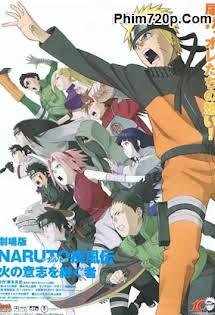 Naruto Shippuuden 3: Người Kế Thừa Hỏa Chí - Naruto Shippuuden 3: Inheritors of Will of Fire Tập HD 1080p Full