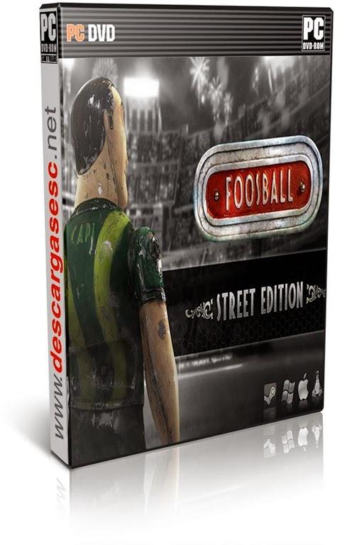 FOOSBALL STREET EDITION-POSTMORTEM