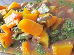 squash, eggplant and malunggay gisa, 240baon
