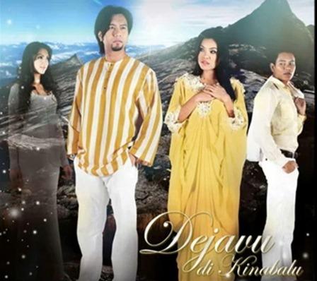 OST Dejavu Di Kinabalu–Butterfly Melly Goeslow ft Andika Pratama