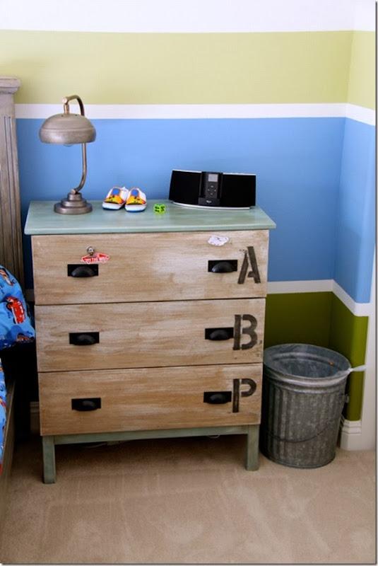 case e interni - trasformare cassettiera Tarva Ikea (4)