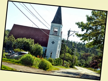 03h2 - Seal Cove Rt 102 - Old Church