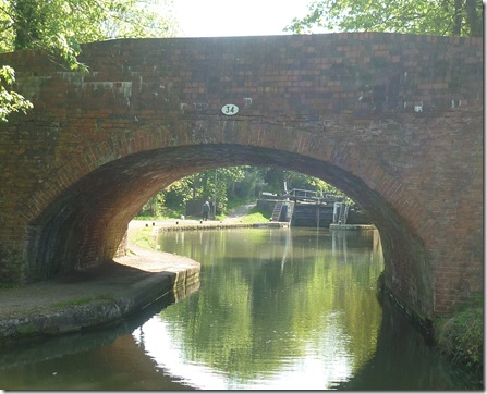 radford bottom lock through bull bridge