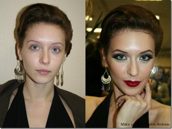 A mágica da maquiagem (3)