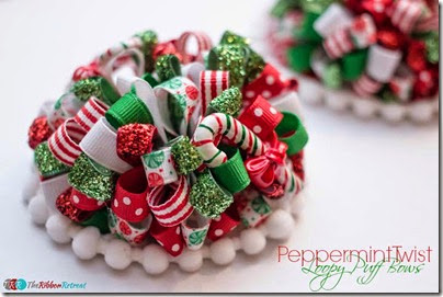 Peppermint-Twist-Loopy-Puff-Bows