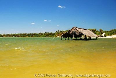 lagoa verde tatajuba