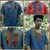 baju koko kombinasi batik | cowok