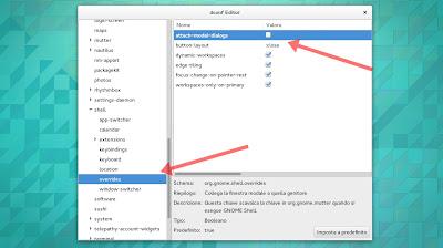 DConf in GNOME 3.12