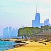 Chicago IL - Oak Street Beach