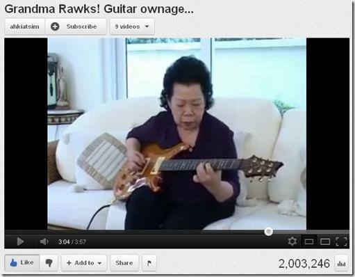 Grandma Rawks