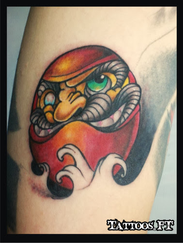 daruma dolls tattoos meanings and pictures tattoos ideas. Black Bedroom Furniture Sets. Home Design Ideas