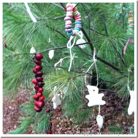 Community Tree Ornaments