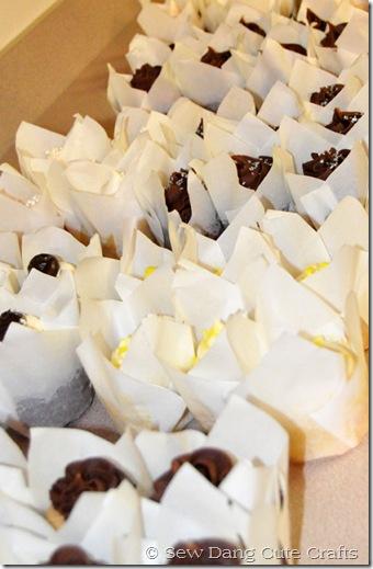 Gourmet-cupcakes