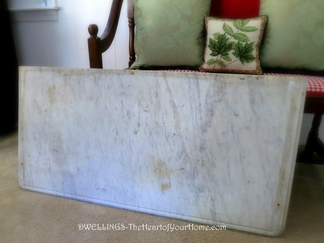 cararra marble #4