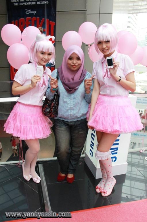Samsung Galaxy Y Hello Kitty  137