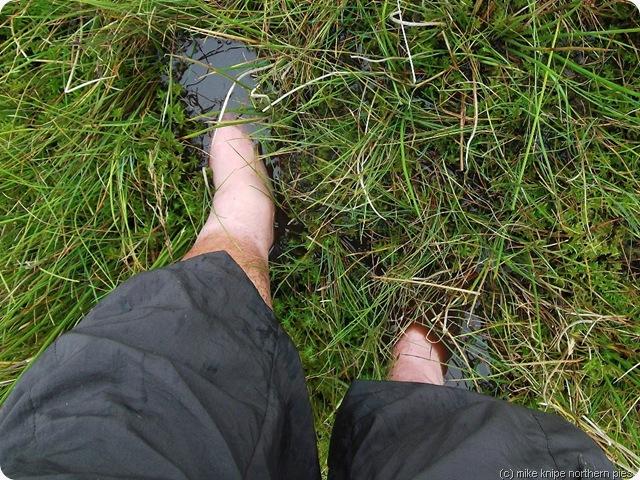 bare skin boots
