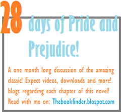 28 days of pride and prejudice