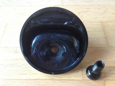 Olaf von Bohr 4702 hook for Kartell, interior of hook