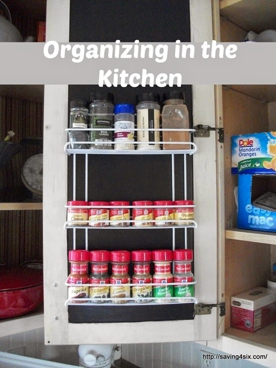 Kitchen-Organizing