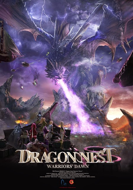 Dragon Nest - Movie Poster