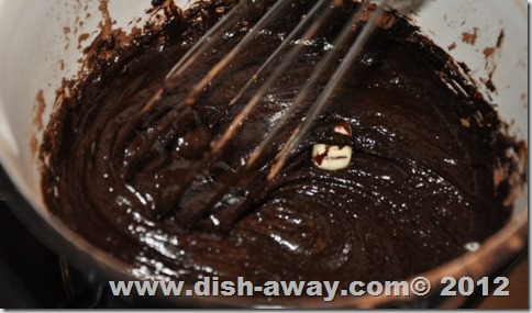 Chocolate Frosting Recipe by www.dish-away.com