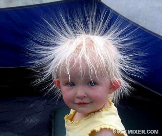 Интересные факты о волосах лысинах
