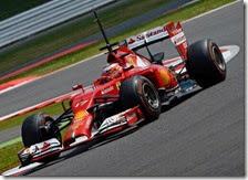 Jules Bianchi nei test di Silverstone 2014