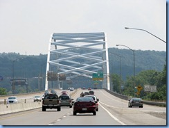 7585 Pittsburg Naval and Shipbuilders Memorial Bridge I-79 South,  Pittsburg, PA
