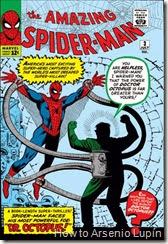 The Amazing Spider-man 03, Su primera derrota con una paliza de por medio del Doc Ock, de antologia.