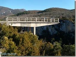 Mirador de Iso - Mirador de la Foz de Arbayún - Navarra