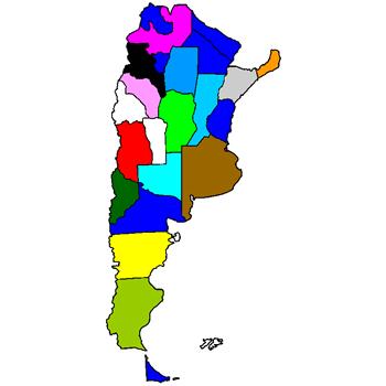 Mapa Diputados