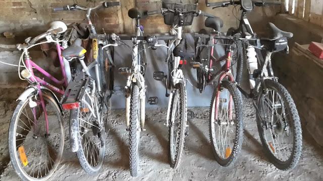 garage pour 6 vélos