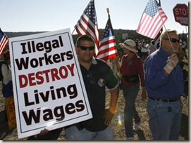 immigrants ruin wages