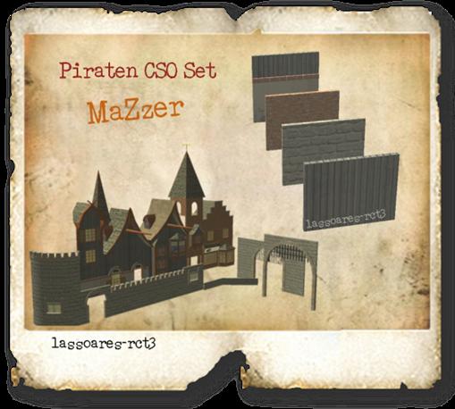 Piraten CSO Set (MaZzer) lassoares-rct3
