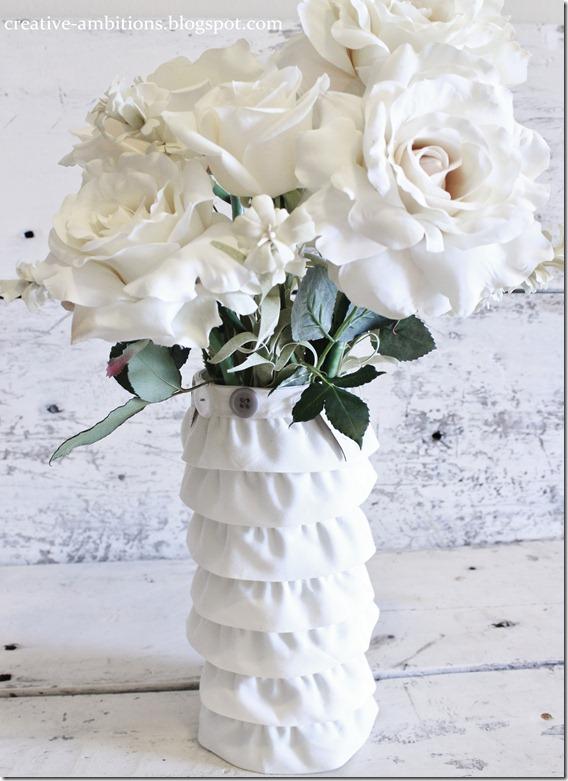 Ruffled Vase (a)
