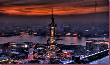 Foto Shangai Grattacielo 1