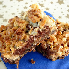 Seven Layer Magic Bars (With a Sturdy Crust)