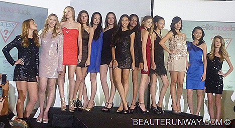 Elite Models Look Singapore Finals Guess Spring 2012 Red Dot Museum BeauteRunway