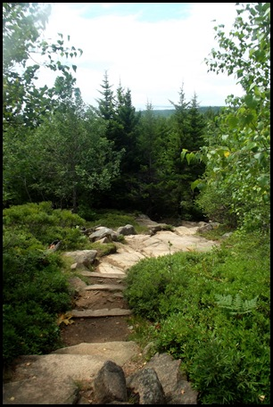 Gorham Mountain Hike 057