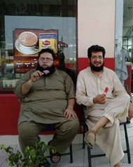 Stop by a tuck shop of a CNG Station for Ice Cream and Mineral Water