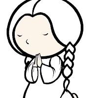 Menininha orando - Querido Pai celestial3.jpg