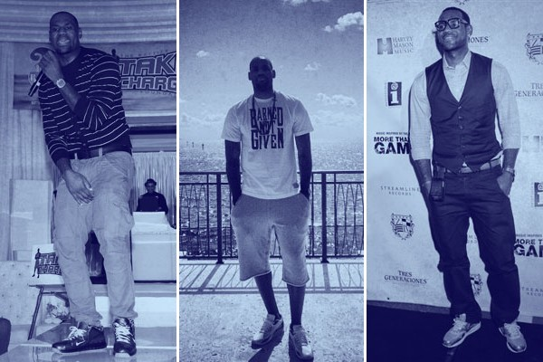 Complex  LeBron James8217 Greatest Off Court Footwear Moments