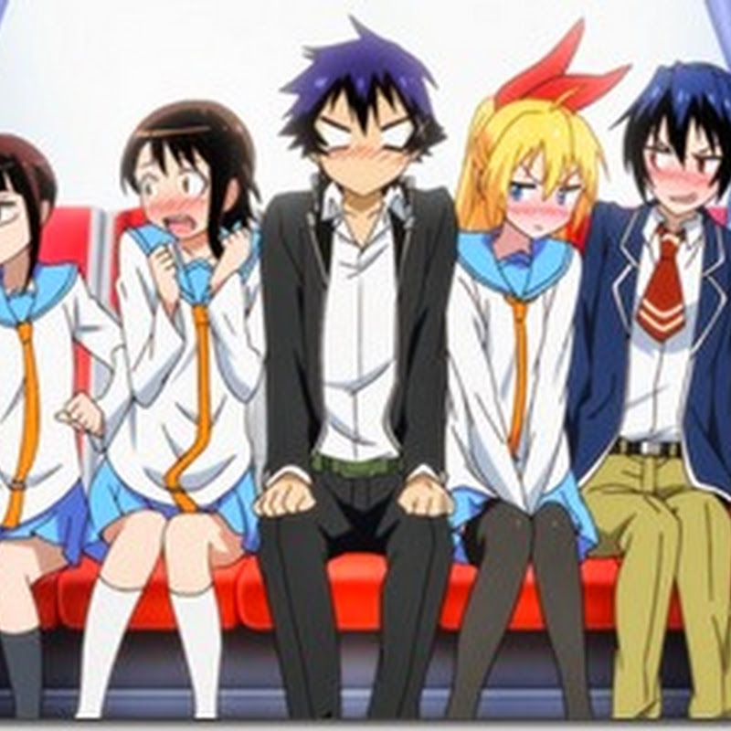 [Review] Nisekoi