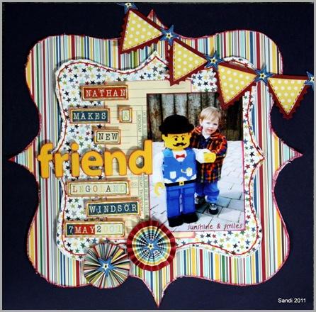 2 Lego Friend