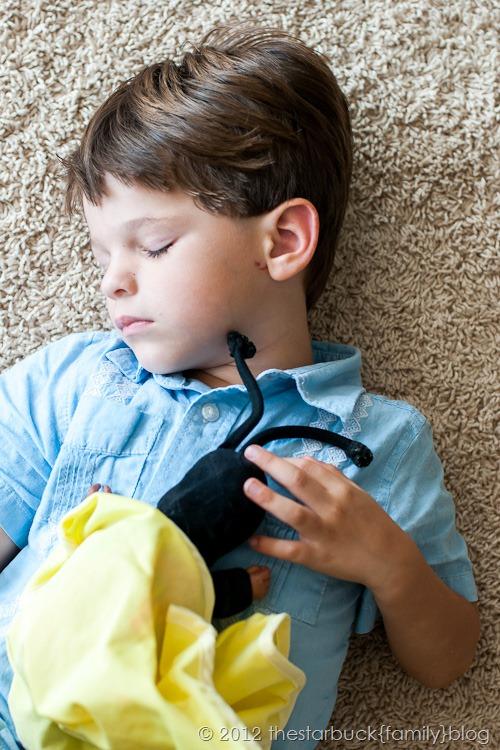 Scott sleeping on floor blog-3